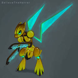 Electric Scyther