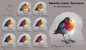 Feather/Bird Tutorial