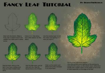 Fancy Leaf Tutorial