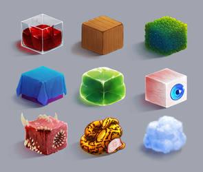 Texture Blocks by BelieveTheHorror