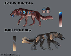 [OPEN] Adopt Auction : Scopophobia and Diplophobia