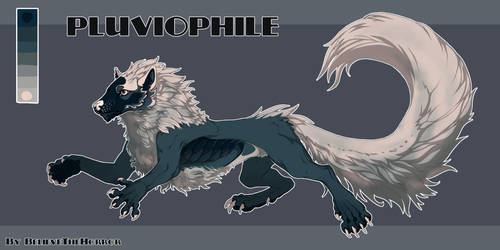 [CLOSED] Adopt Auction : Pluviophile