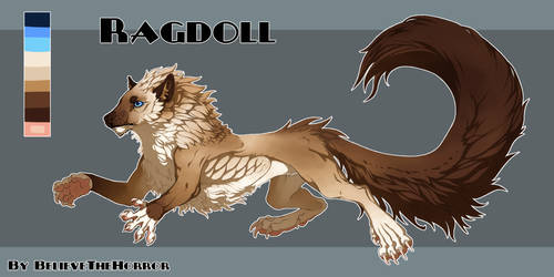[CLOSED] Adopt Auction : Ragdoll