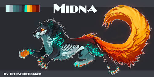 [CLOSED] Adopt Auction : Midna