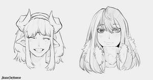 Frend Sketches