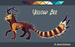 [CLOSED] Adopt Auction : Yellow Bee