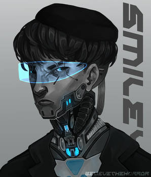 Cyber Smiley