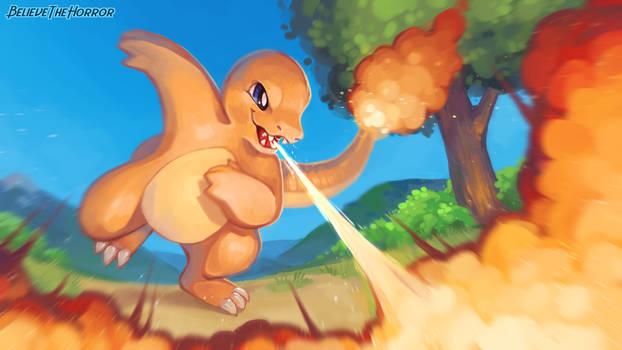 Charmander Blaze