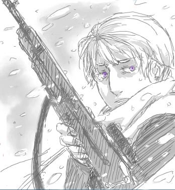 APH: I trust no one by ryounkura