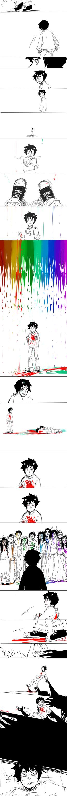 past karkat: wake up by ryounkura