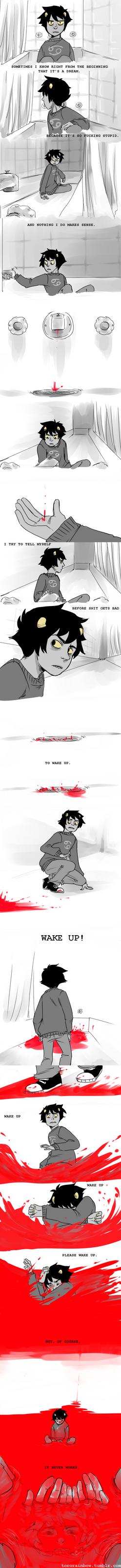 hemophobia by ryounkura