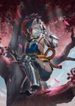 Kasumi the Kunoichi with Mask