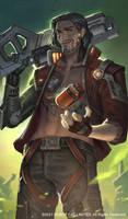 Warlord - Cyberpunk