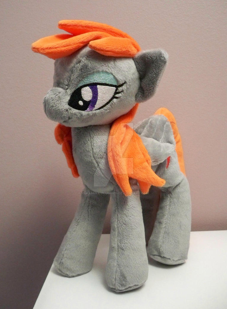 OC Ember Swift by Yukamina-Plushies