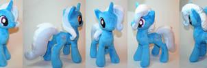 Trixie plushie