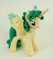 Auntie Dote OC Plush by Yukamina-Plushies