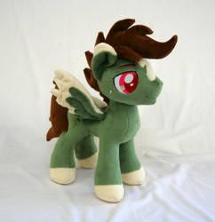 Pony OC Olive Hue by Yukamina-Plushies