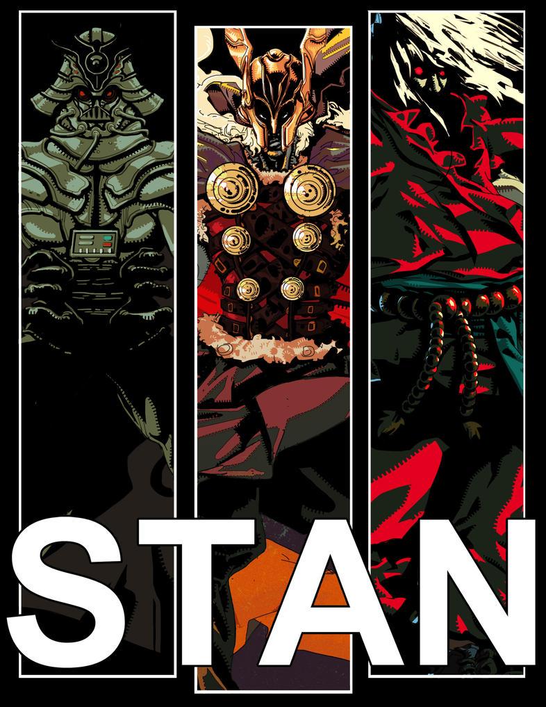 Stan Josephdescallar by sinlecture