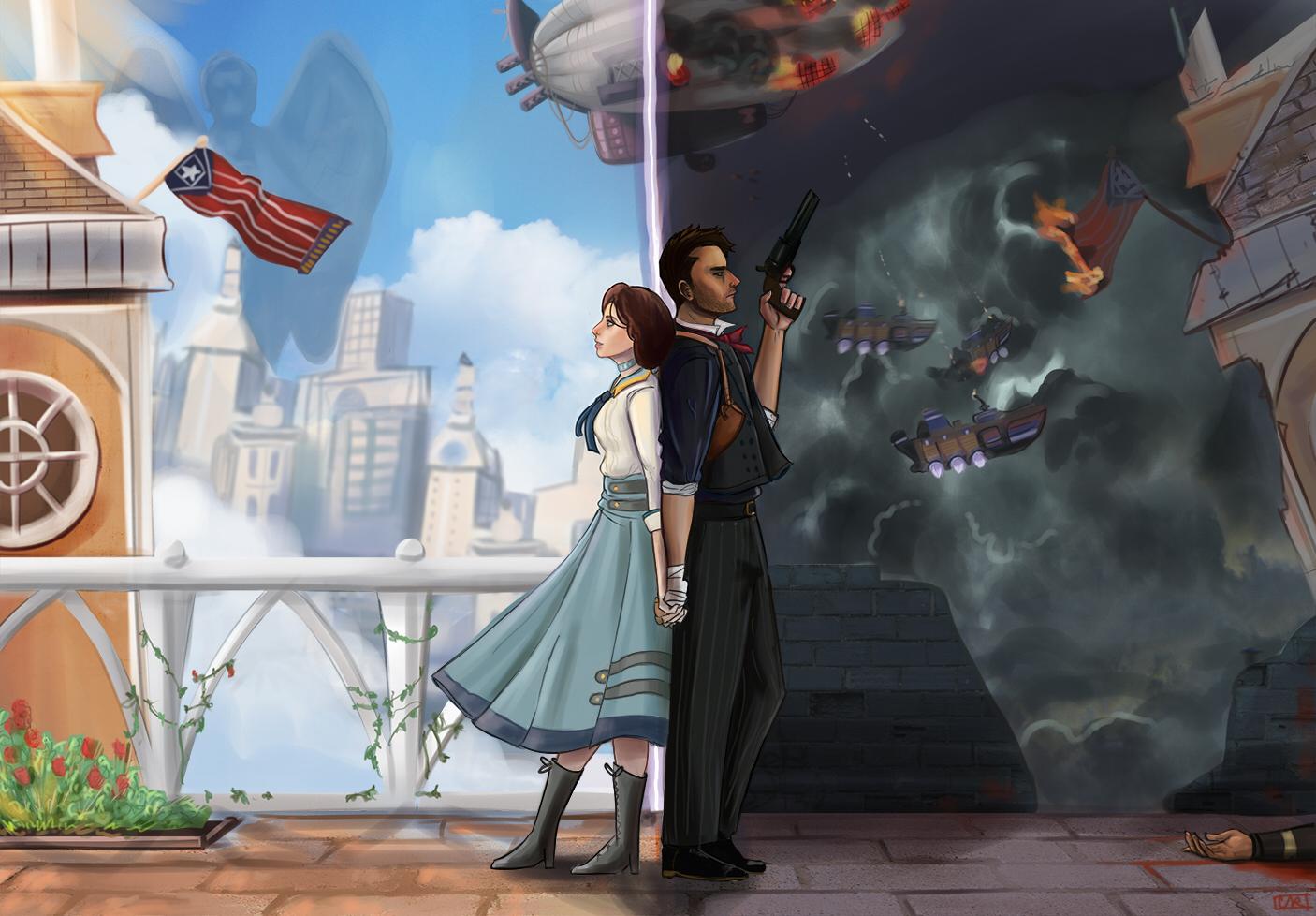Worlds Apart by KaiserCVR