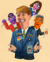 Through The Eyes of Kenneth Parcell by OptimalProtocol