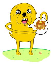 Gimme Bacon Pancakes by OptimalProtocol
