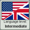 English language - Intermediate by JosepMaria18