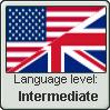 English language - Intermediate by JosepMaria18