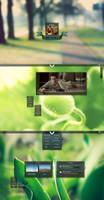 Desktop Mockup by Bow-N-Aero