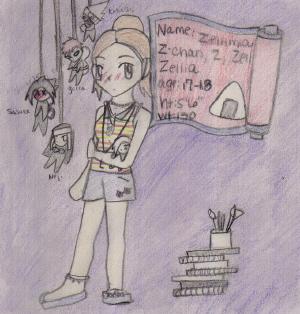 Zellimia's Profile Picture