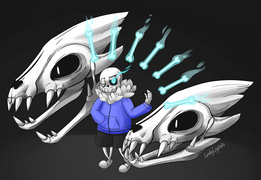 Megalovania by CandyCrystals