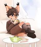 [ArtFight] Sleepy Afternoon