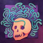 The Skull of Medusa by Carnivox