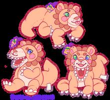OTA | Bootleg Lion PLush