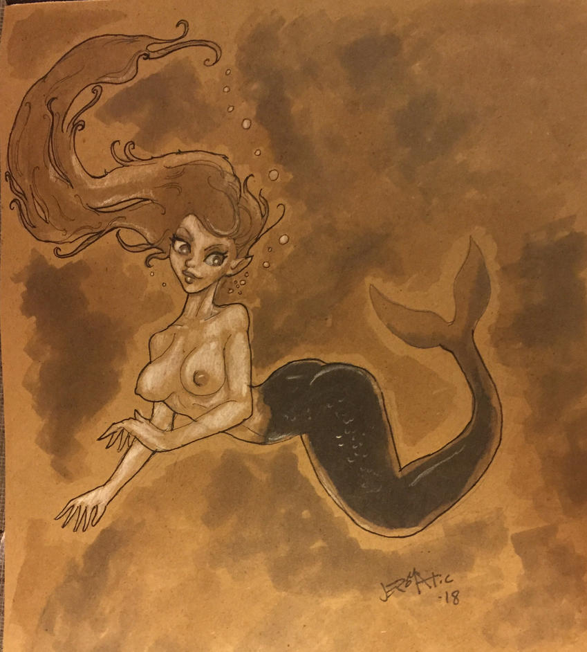 Mermaid by Jeromatic