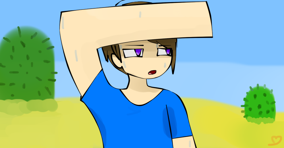Minecraft Para Colorear Steve: Steve (Minecraft) By LolitaPanchi On DeviantArt