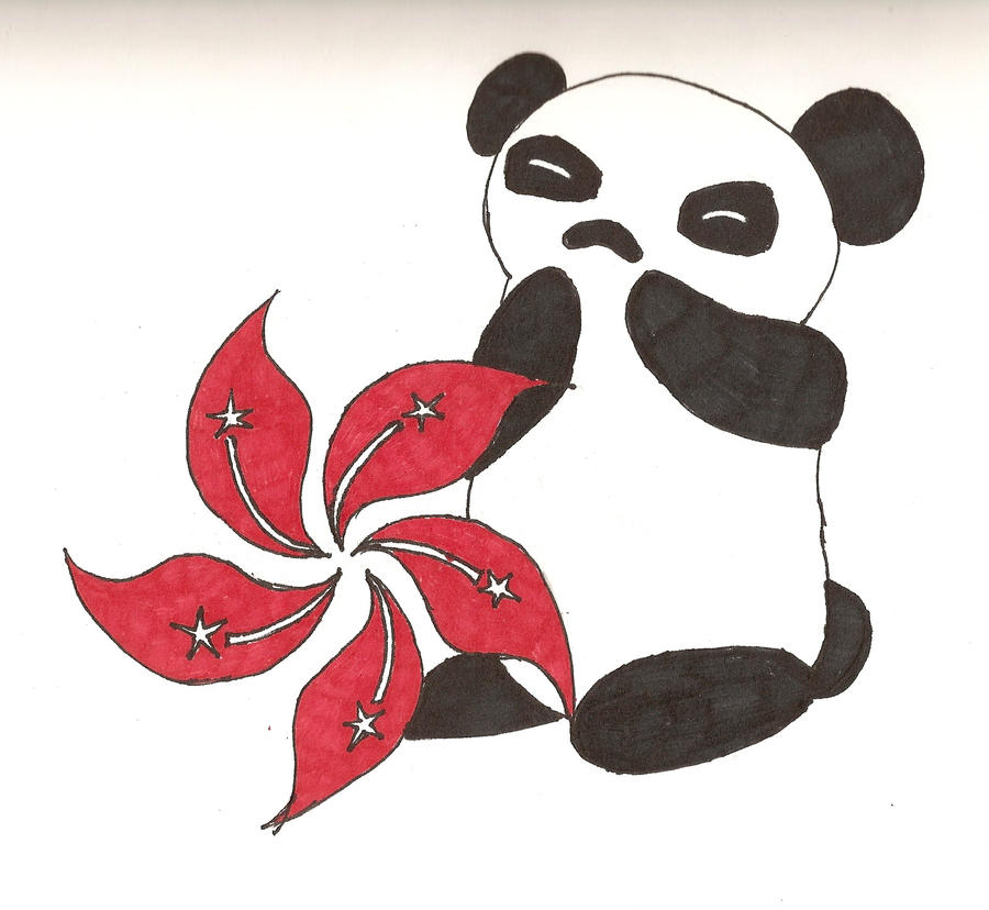 Hong Kong's Tattoo by ~Tonya-Redgrave on deviantART