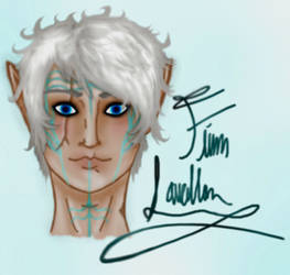 Finn Lavellan by Lainpinky131