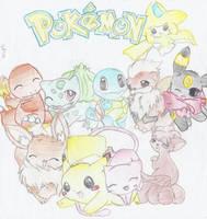 pokemon yay by xosydnieox1
