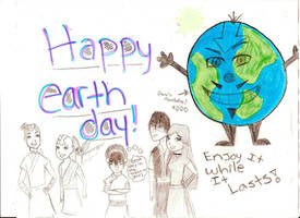 Happy Earth Day Avatards