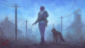 Wasteland Survivor by KiraLNG