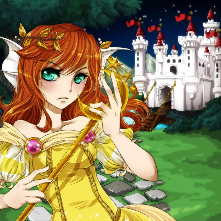 Draik Princess by Yakuun
