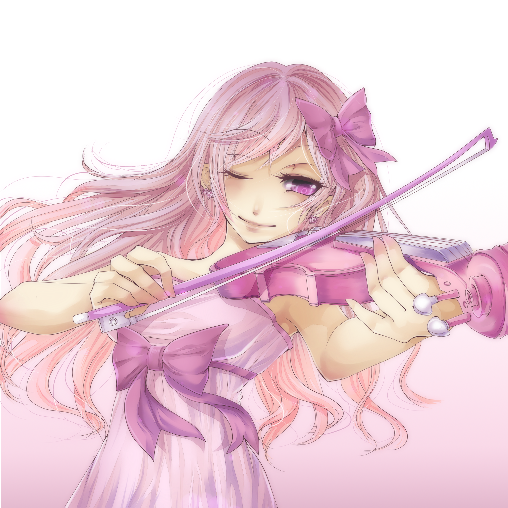 Violin by Yakuun