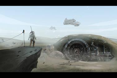 desertbaseX by Greyzen