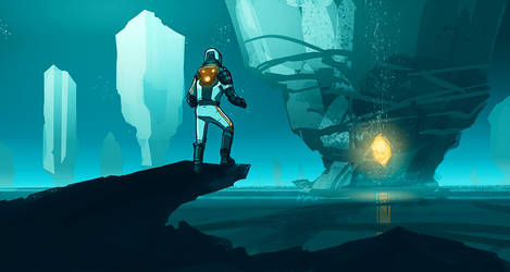 Spaceything by Greyzen
