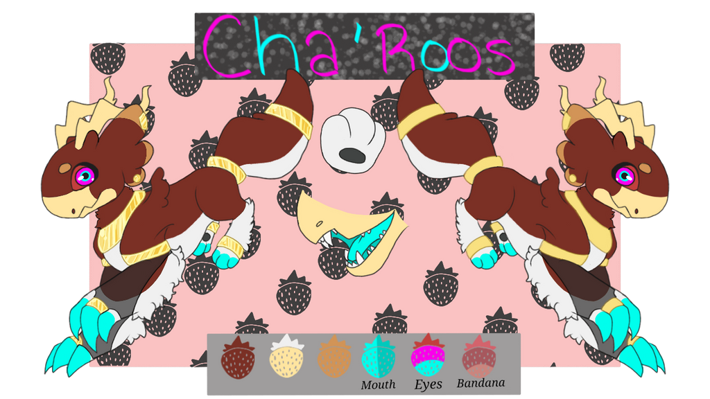 Cha'Roos Adult Reference