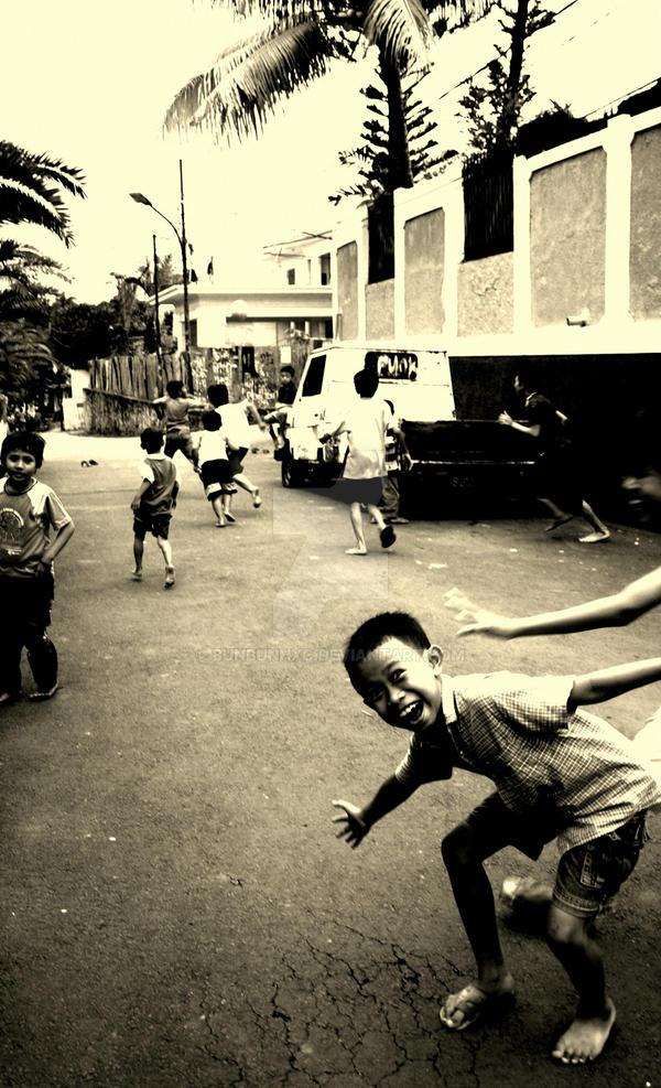 Jakarta kids by bunbunhxc