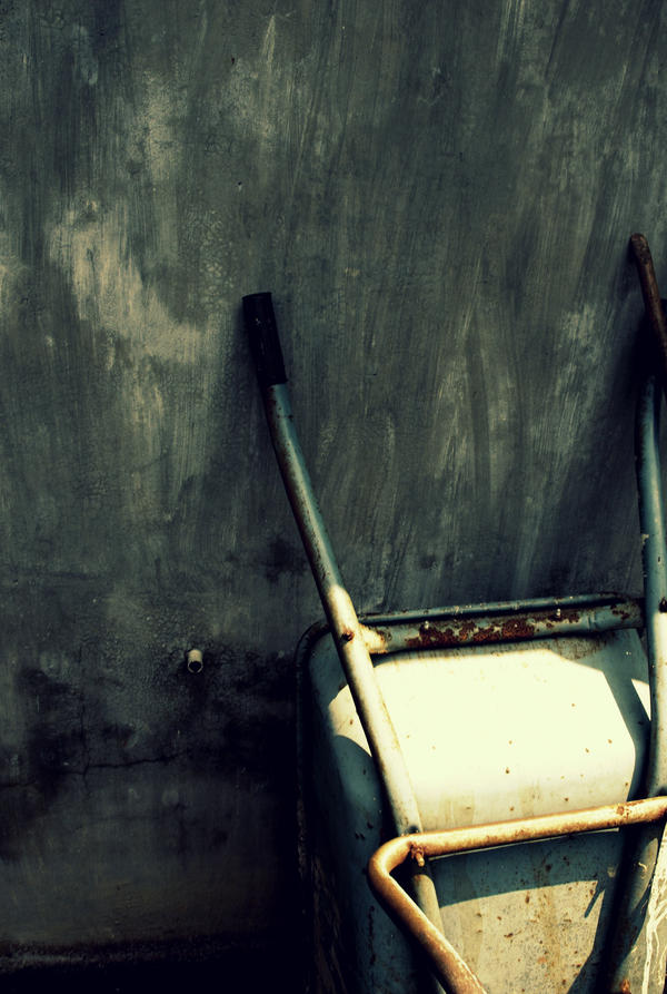 Wheelbarrow by bunbunhxc