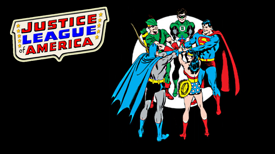 justice league america wallpapers - photo #2