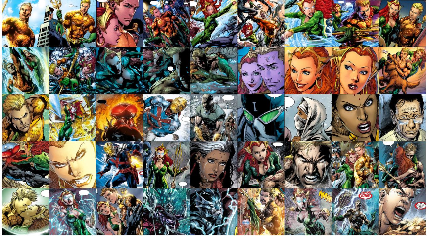 Aquaman Dc Comics New 52 By Vampirella Selene On Deviantart
