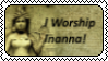 Inanna Stamp by Vampirewiccan